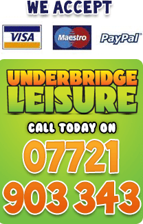 Underbridge Leisure - Call today on 07980 487 625